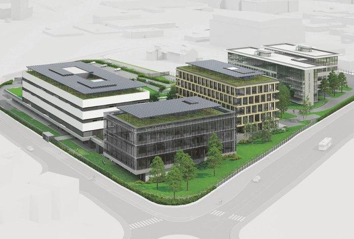 Richemont eröffnet Campus inMeyrin